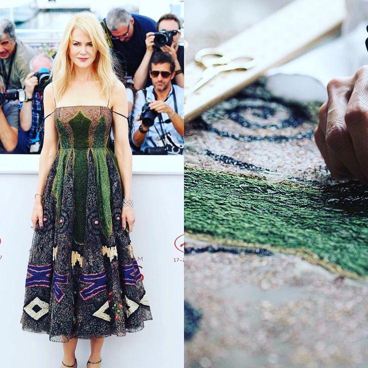 Stunning ❤️ Nicola Kidman in Dior at Cannes #christiandior #hautecouture #dress #redcarpet #cruise2018 #readytowear #cannes #celebrities #celebritystyle #celebrity #film #filmfestival #filmstar #dior #luxurious #colours #luxury #love #lovethis http://tipsrazzi.com/ipost/1521564108095541761/?code=BUdrn6mBNIB