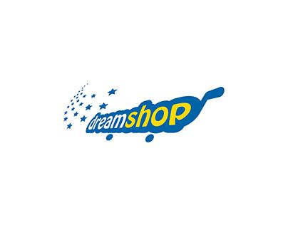 """Check out new work on my @Behance portfolio: """"Dream Shop   Logo Design (proposal)"""" http://be.net/gallery/32905145/Dream-Shop-Logo-Design-(proposal)"""