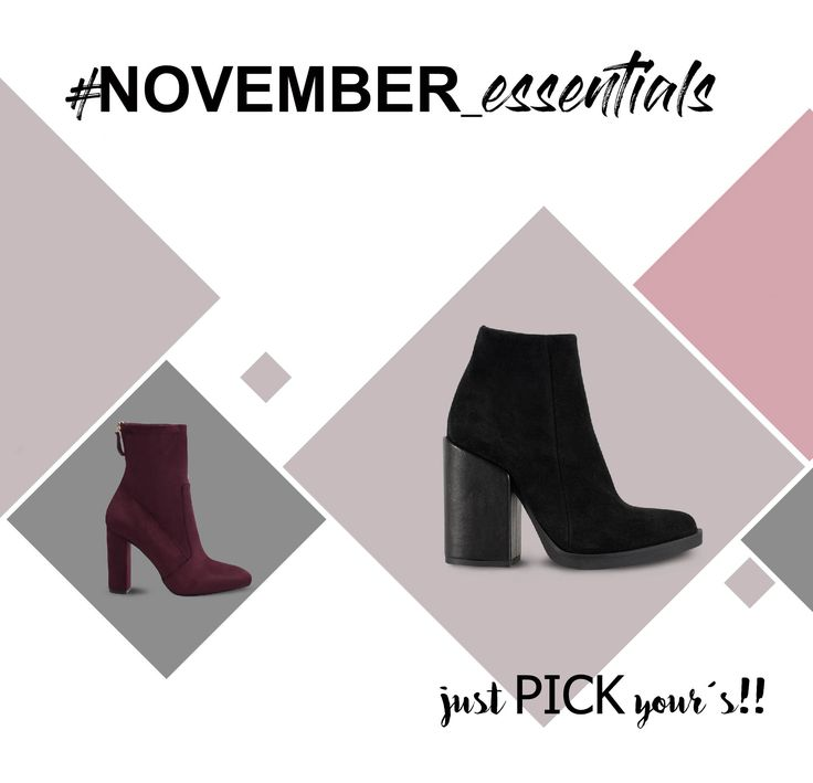 #November_essentials..just PICK your´s!
