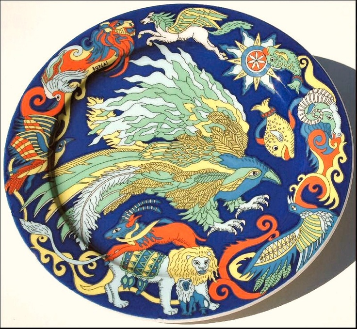 15 best bopla images on pinterest china porcelain and for Plato llano