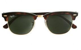 2013 Australian Top Ten Gifts For Him- Ray Ban Clubmaster Sunglasses