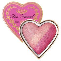 Sweetheart's perfect Flush Blush de Too Faced sur sephora.fr : Toutes les plus grandes marques de Parfums, Maquillage, Soins visage et corps sont sur Sephora.fr
