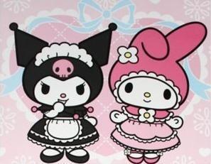 my-melody-kuromi | Kuromi | Pinterest
