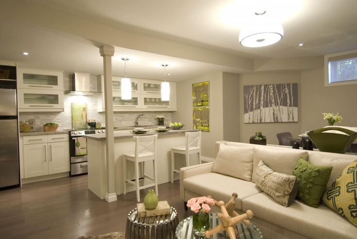 notify lower kitchen and living room in one your issue Only