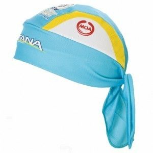 Moa Astana Pro Team Bandana - Store For Cycling