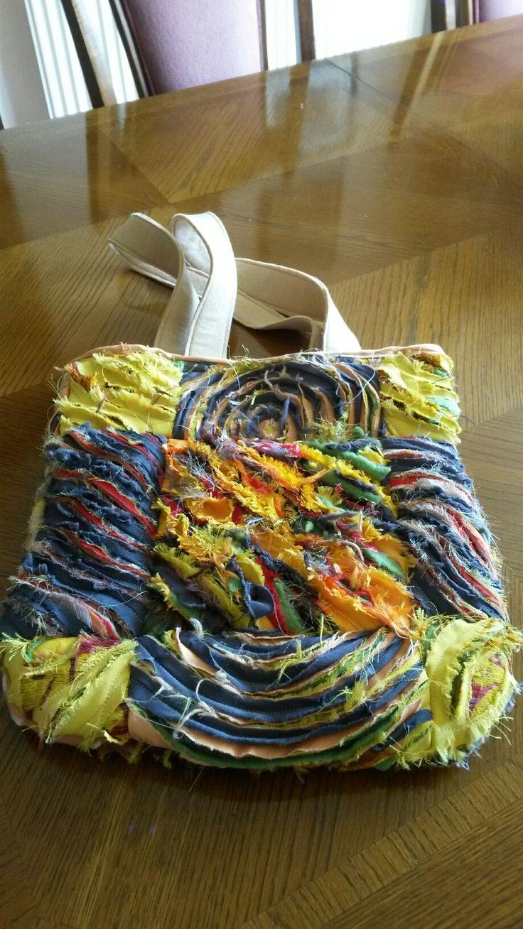 Finished bag CW