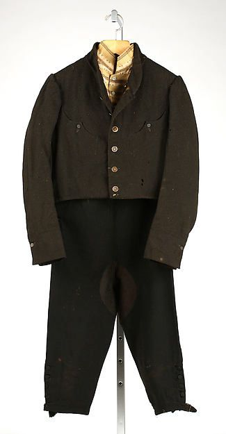 1000 Images About Men 39 S Clothing Circa 1790 1830 On Pinterest Trousers Museums And Wool