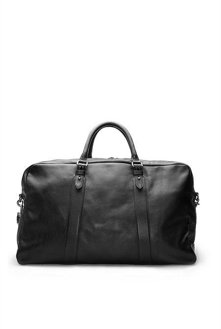 Devoe Leather Weekender