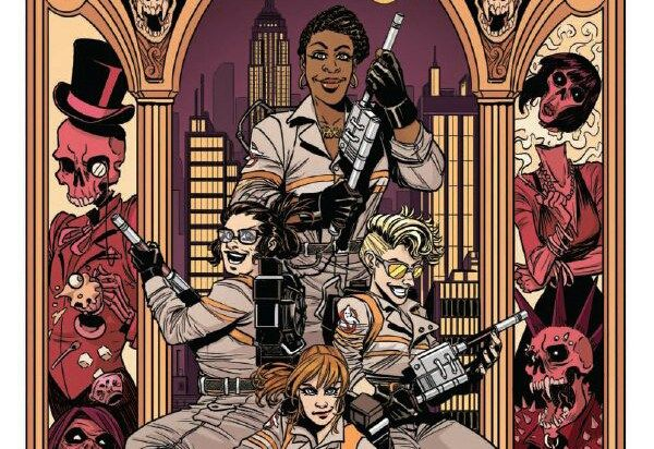 Who called? Review of Ghostbusters: Answer the Call #1