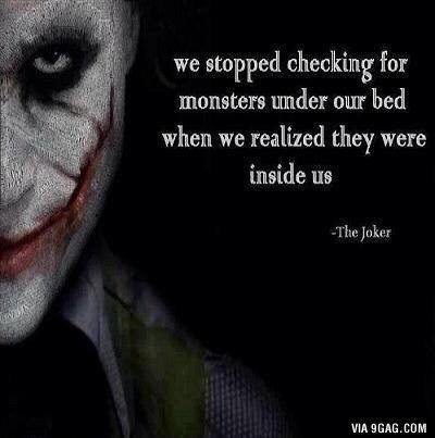 Gotta love The Joker - 9GAG