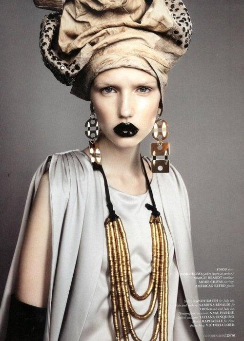 Nigerian Fashion. Some where USA