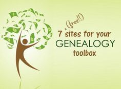 bookmark these free genealogy sites and tools More