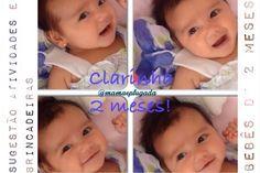 Atividades e brincadeiras para bebês de 2 meses | Mamãe Plugada