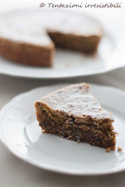 Tentazioni irresistibili: Torta nocciole e cioccolato