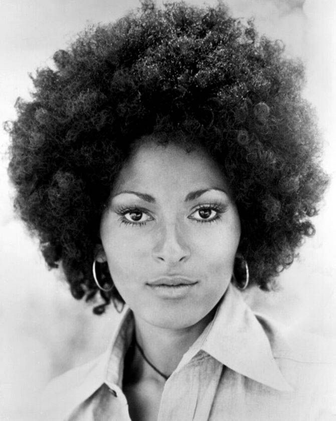 Pam Grier, 1972, from the Michael Ochs Archives