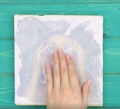 """""""fantastico""""Una tecnica semplicissima per trasferire una foto su legno Oggi vogl…"""