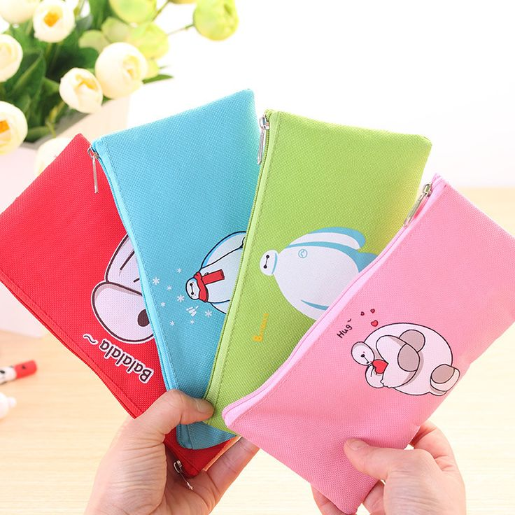 1PCS/Lot School supplies stationery set Pencil case child small gift primary school students small gift Pencil bag