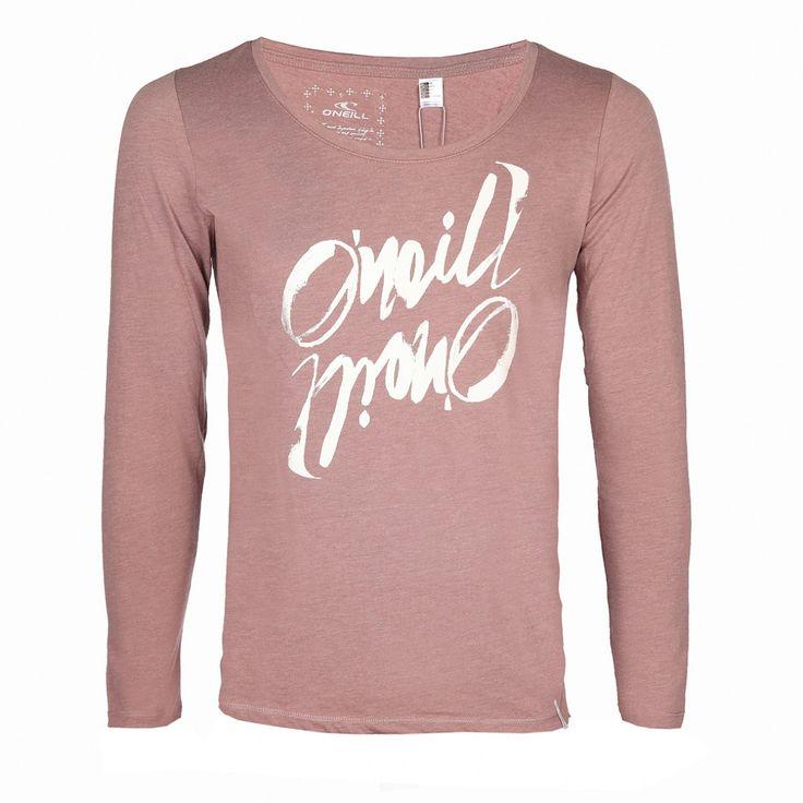 Camiseta Manga Larga Mujer O'neill Reflection #camiseta #oneill #verano #moda #rebajas
