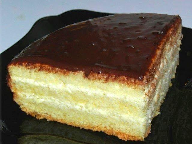 """Самые вкусные рецепты: Торт """"Чародейка"""""""