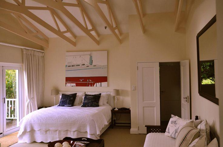 Knysna Amanzi Island Lodge Garden Room