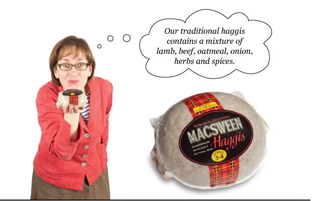 The best haggis out there!Stories Visual