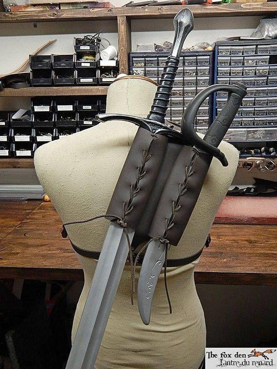 Double Sword Bag