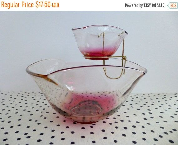 Hey, I found this really awesome Etsy listing at https://www.etsy.com/listing/258804305/sale-vintage-indiana-glass-chip-and-dip