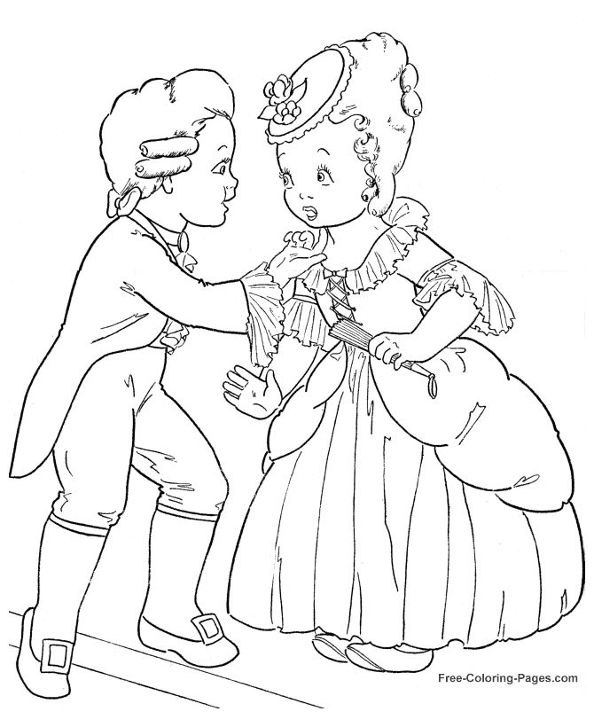 printable princess coloring pictures 27 - Halloween Hand Embroidery Patterns