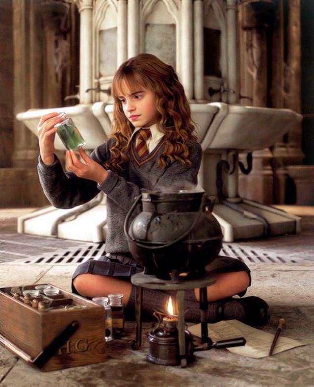 Hermione Granger 'Harry Potter and the Chamber of Secrets' (2002)