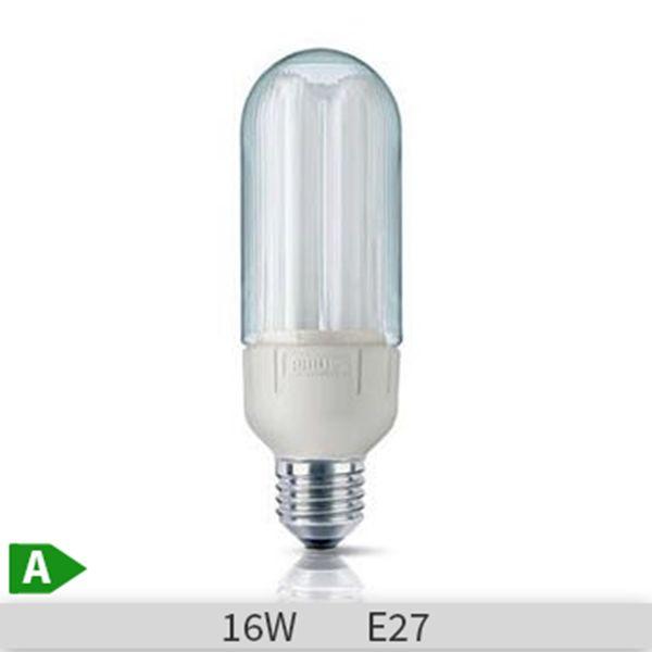 Bec economic Philips SL-Electronic, forma glob, 16W, E27, 2700k, lumina calda http://www.etbm.ro/becuri-economice