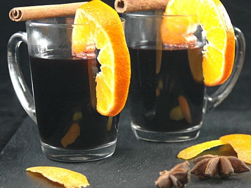 I know it is in French, but that is the only way to know it is good! Hot wine, Vin chaud, or Mulled wine is the best. I am sure that I will be transported back to Belgium when I make this!