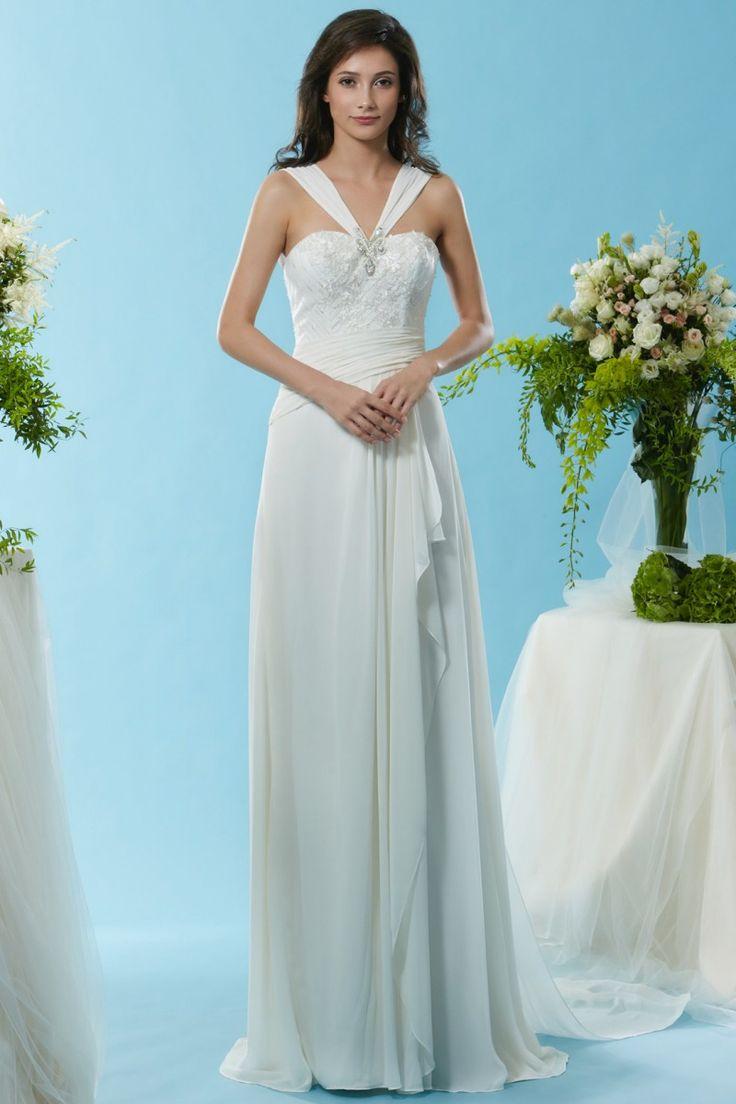 15 best Bruidsjaponnen images on Pinterest | Wedding frocks, Short ...