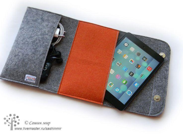 Купить Чехол для планшета, чехол для mini IPad - чехол для планшета, чехол для ipad, чехол из фетра