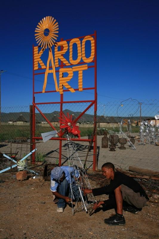 KAROO art