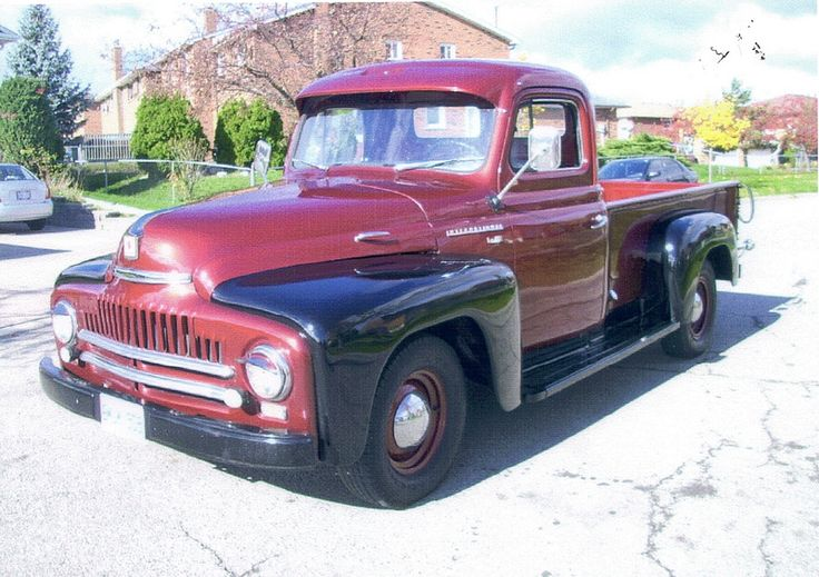 1950 International Trucks for Sale | FOR SALE: 1950 International Harvester Pickup