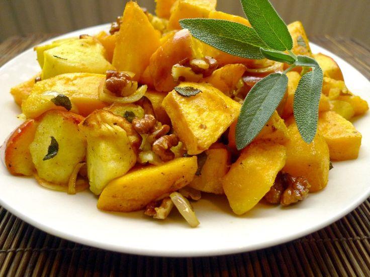 Een+simpel+recept+voor+een+heerlijke+ovenschotel+met+pompoen+en+appel.+Perfect+voor+het+weekend,+wanneer+je+de+tijd+hebt+voor+ovengerechten.  +|+http://degezondekok.nl