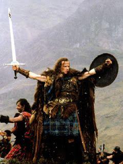 The Highlander - Christopher Lambert
