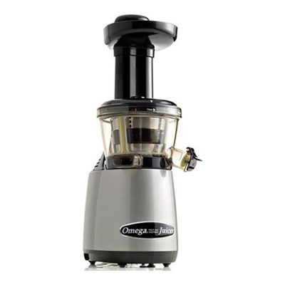 Omega Vertical Masticating Hd Juicer With Tap (VRT400).