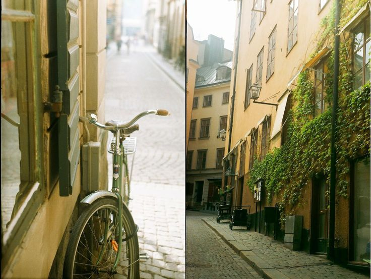 http://papieriwelna.blogspot.com || Sztokholm, maj 2013