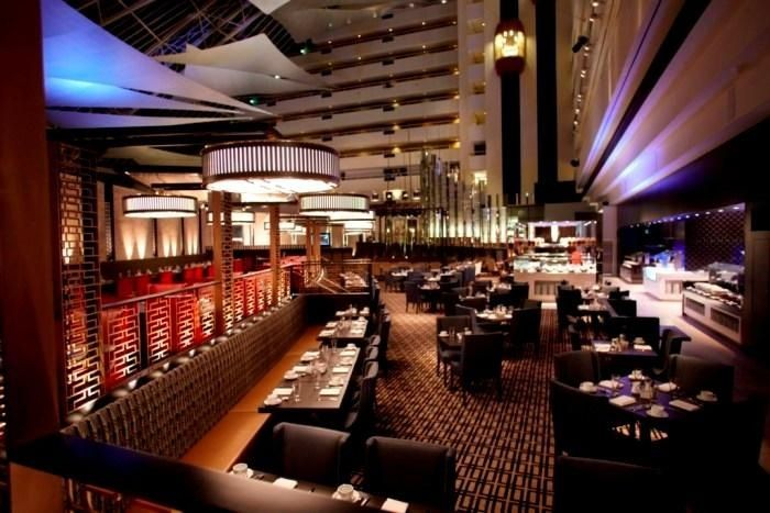 Atrium Buffet at the Crown Perth Resort & Casino complex, Great Eastern Highway, Burswood