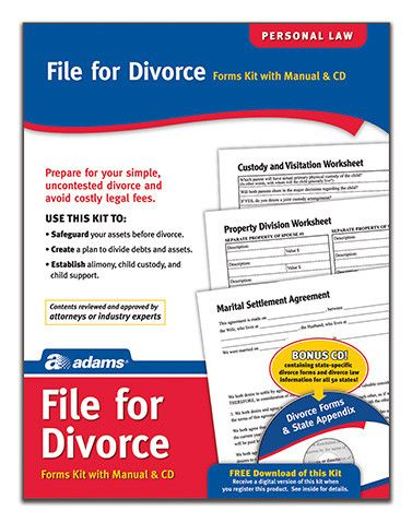 Die besten 25+ Divorce forms Ideen auf Pinterest - free divorce forms papers