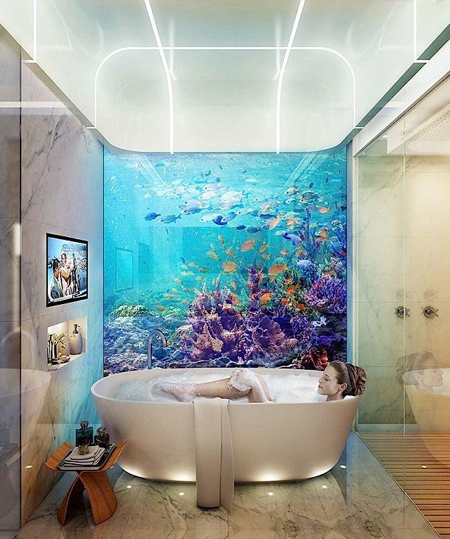 Floating Seahorse – Schwimmende Villa bietet Ausblick unter Wasser | KlonBlog