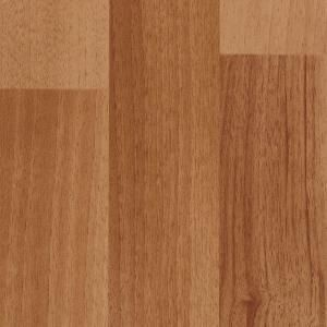 Mohawk Fairview Light Walnut Laminate Flooring - 5 in. x 7 in. Take Home Sample UN-845050 at The Home Depot - Mobile