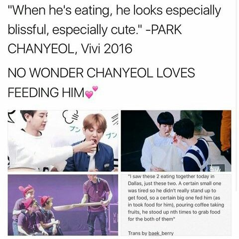 this is why i love baekyeol/chanbaek. THE BROMANCE IS REALLLLL