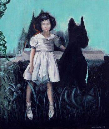 Seraphine Pick - 'Imaginary Friend'  I love this artist so much!