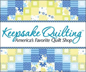Cyber Monday Deals at Keepsake Quilting
