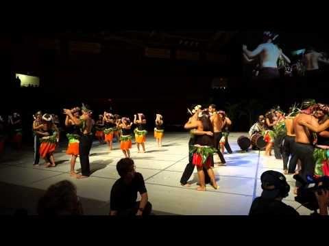 Culture Night BYU HawaiiTahiti Chapter Winter 2015