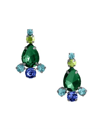 Petite Beryl Earrings