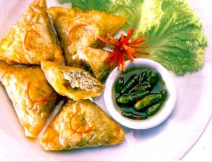 Martabak Egg Recipes Curry Flavor