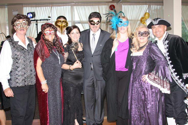 Venetian Masquerade Gala